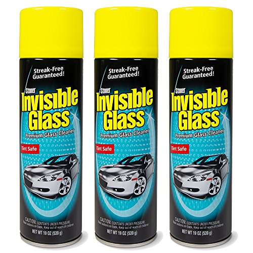 Invisible Glass 91164-3PK Premium Glass Cleaner...