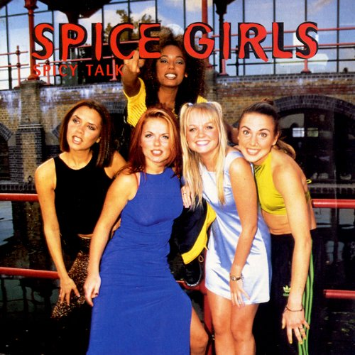 The Spice Girls Story audiobook cover art