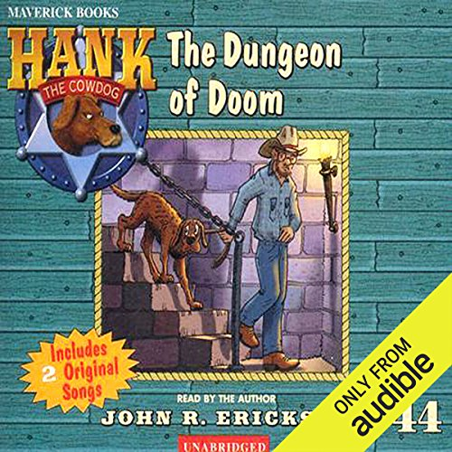 The Dungeon of Doom audiobook cover art