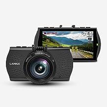 LAMAX C9 2K Dashcam Auto Kamera – Videoregistrator Für Auto – Kompakte..