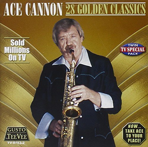 Ace Cannon by Tee Vee Records (2008-05-21)