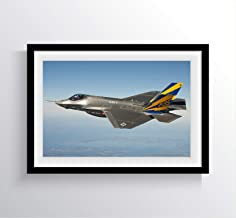 F-35 Navy Fighter Jet Photo Mural - Photography Art 17