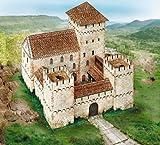 Aue Verlag 14x 14x 13cm Rudolfseck Knight 's Castle Model Kit -