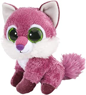 Wild Republic Fox Plush Toy, Stuffed Animal, Plush Toy, Raspberry L'il Sweet & Sassy 5