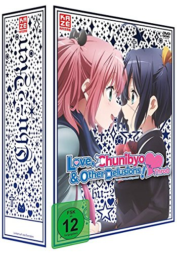 Love, Chunibyo & Other Delusions!: Heart Throb - Staffel 2 - Vol.1 - [DVD] Collector's Edition