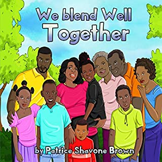 We Blend Well Together cover art