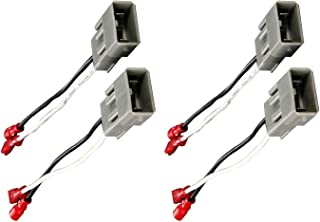 (2) Pair of Metra 72-7800 Speaker Wire Adapters for Select Honda Vehicles - 4 Total Adapters