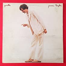JAMES TAYLOR Gorilla LP Vinyl VG+ Cover VG++ 1975 WB BS 2866