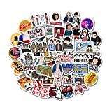 Stranger Things Laptop Stickers Vinyl - Waterproof Cool Decal Water Bottle Skateboard Guitar Travel Phone Case Door Luggage Car Bike Bicycle (50 pcs) Removable Not Repeat