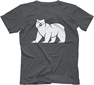 Bees Knees Tees House Mormont T-Shirt in 13 Colours, Charcoal, X-Large