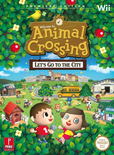 Animal Crossing - Let's go to the City (Lösungsbuch)
