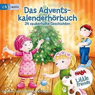 Das Adventskalenderhörbuch Titelbild