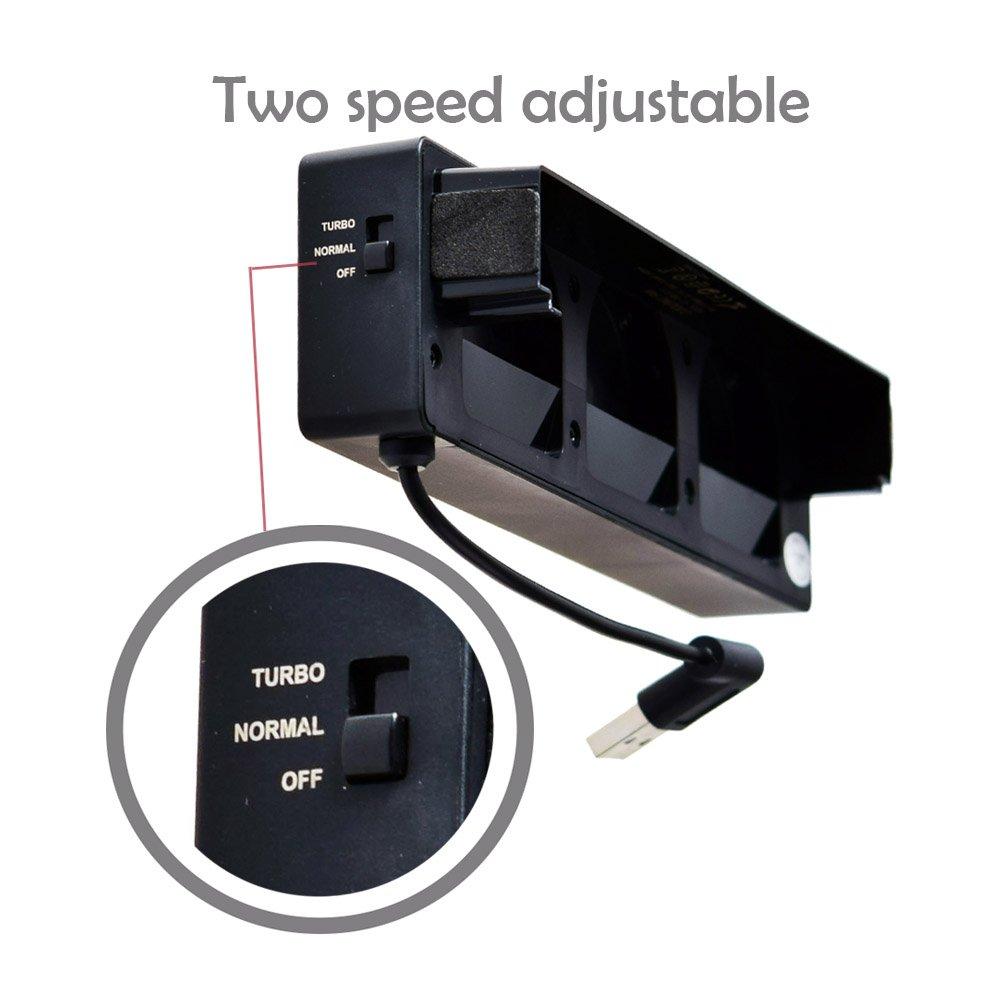 Mcbazel Dobe Base de interruptor de refrigerador externo Conjunto ...