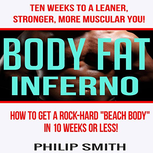Body Fat Inferno audiobook cover art