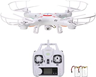 Ohuhu Quadcopter with Camera RC Mini Drone Quad Copters for Beginner Tennagers Kids