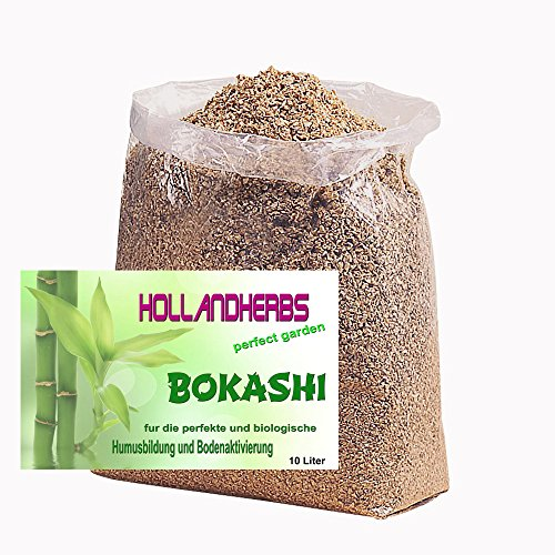 Bokashi de hollandHerbs sac de 10 l