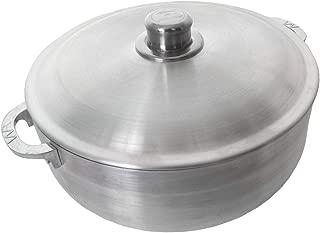 Cajun Cookware Dutch Ovens 4.63 Quart Aluminum Dutch Oven