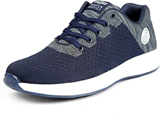 Bacca Bucci® Men's RUNOMATIC Running Shoes, Lightweight Casual Sneakers Workout Sport Athletic Shoes for Training Jogging & Gyming