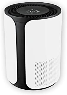 Medify MA-18 Medical Grade True HEPA Air Purifier for 400 Sq. Ft. (H13 99.97%) | Allergies, Dust, Pollen. Perfect for Office, Bedrooms, Dorms or Baby Nurseries - White