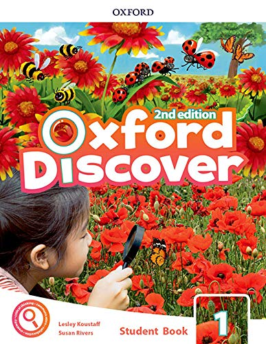 Oxford Discover 1 Student Book Pk 02Edition