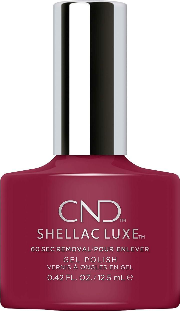 髄コンチネンタルスタッフCND Shellac Luxe - Decadence - 12.5 ml / 0.42 oz