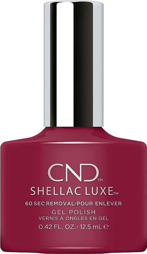 電気必要とする直接CND Shellac Luxe - Decadence - 12.5 ml / 0.42 oz