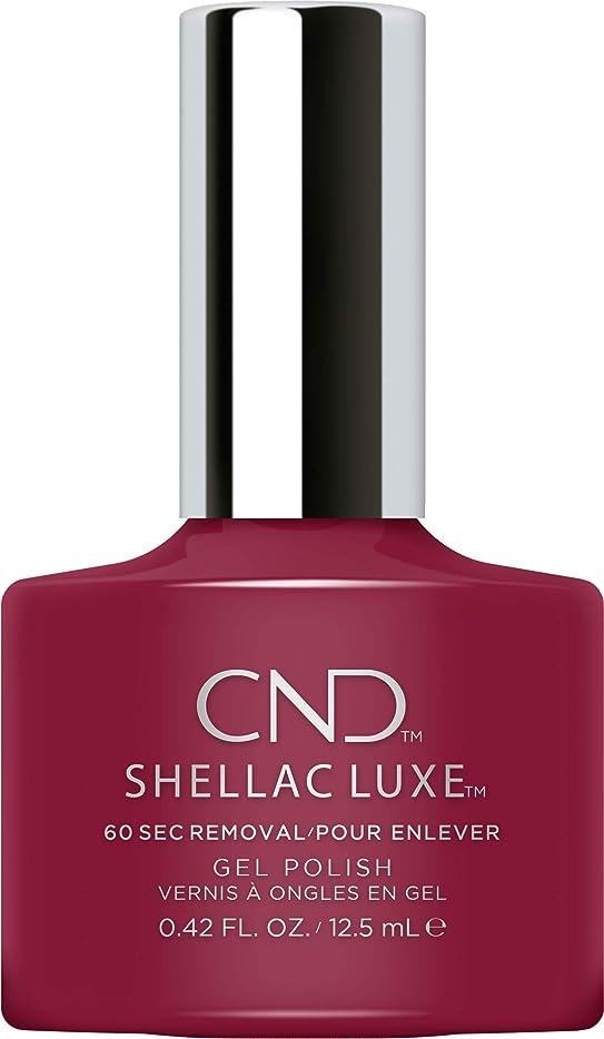 アジア準備代理店CND Shellac Luxe - Decadence - 12.5 ml / 0.42 oz