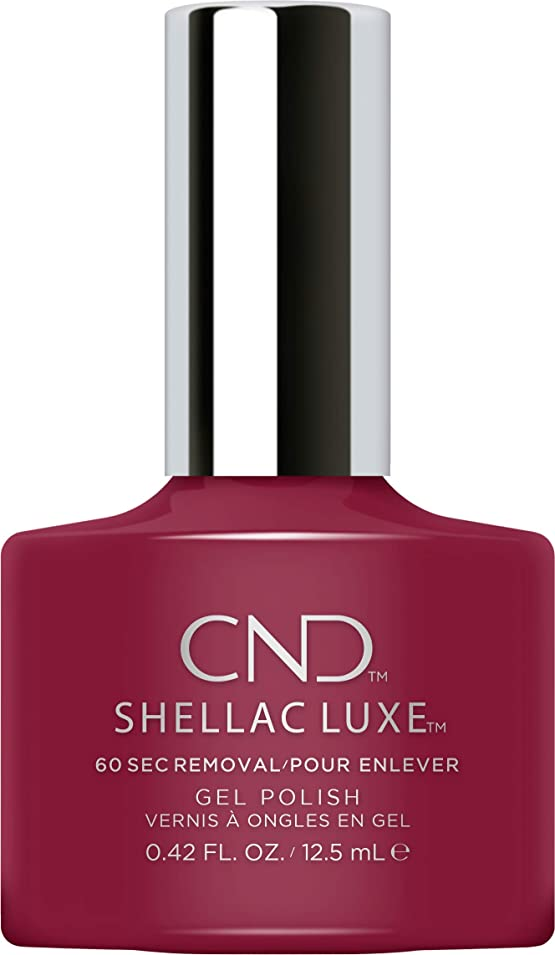 飛躍無力チキンCND Shellac Luxe - Decadence - 12.5 ml / 0.42 oz