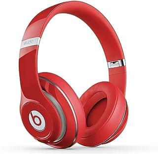 Beats Studio 2.0 WIRED Over Ear Headphone - Red NOT WIRELESS (Renewed)
