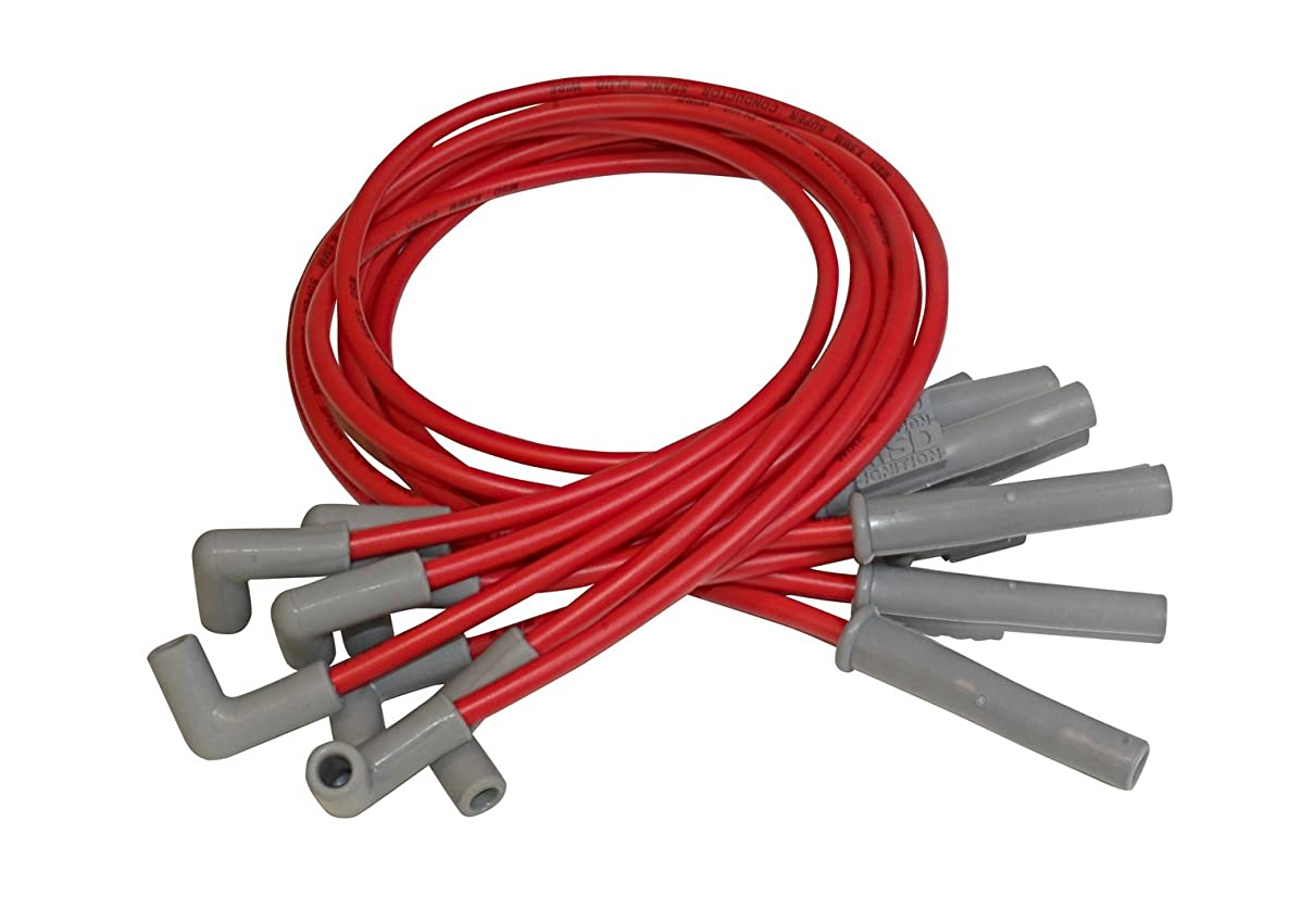 MSD 32209 8.5mm Super Conductor Spark Plug Wire Set ueng9903683981