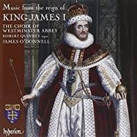 Music from the Reign of King James I by Westminster Abbey Choir (2011-02-08)