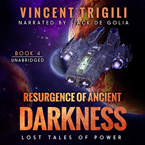 Resurgence of Ancient Darkness cover art