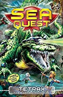 Sea Quest: Tetrax the Swamp Crocodile: Book 9