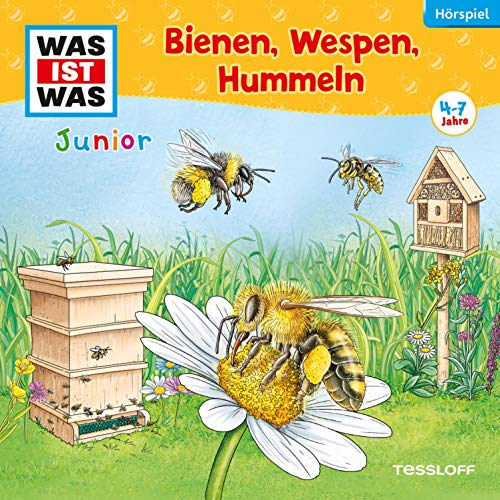 Bienen, Wespen, Hummeln Titelbild