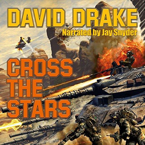 Cross the Stars audiobook cover art