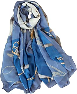 Fashion Ladies Long Silk Scarf Female 180 * 90cm Summer Sunscreen Shawl Scarf (Color : 02, Size : 180 * 90cm)