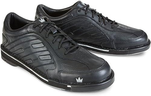 Team Brunswick pour Homme de Bowling chaussures- Noir