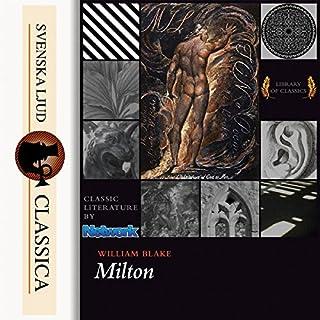 Milton audiobook cover art