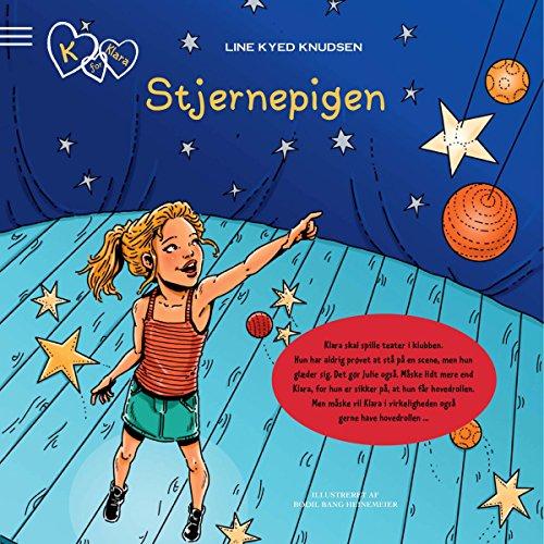 Stjernepigen (K for Klara 10) audiobook cover art