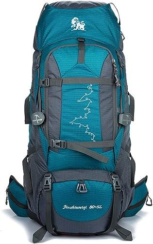 Hehh Tuoba Fish Sac de sacage en Plein air, Sac à Dos pour Alpinisme de Grande capacité
