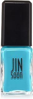 JINsoon Nail Lacquer - Poppy Blue, 11 ml
