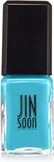 JINsoon Nail Lacquer - Poppy Blue, 11 ml
