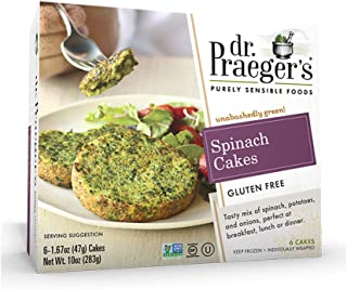broccoli cakes dr praeger's