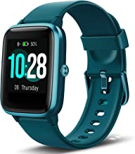 Anbes Smart Watch for Android Phones and Compatible with iPhone Samsung, IP68 Waterproof..