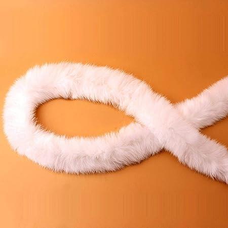 Passamaneria bordo in lapin coniglio pelliccia cammello 01023