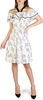 A|X Armani Exchange Women Floral Shoulder & Strap Dress A-Line