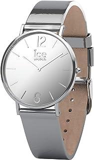 Ice-Watch Women's 015083 Year-Round Analog Quartz Silver Watch