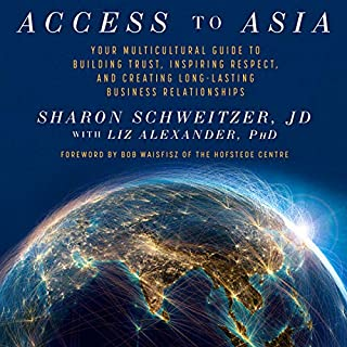 Access to Asia cover art