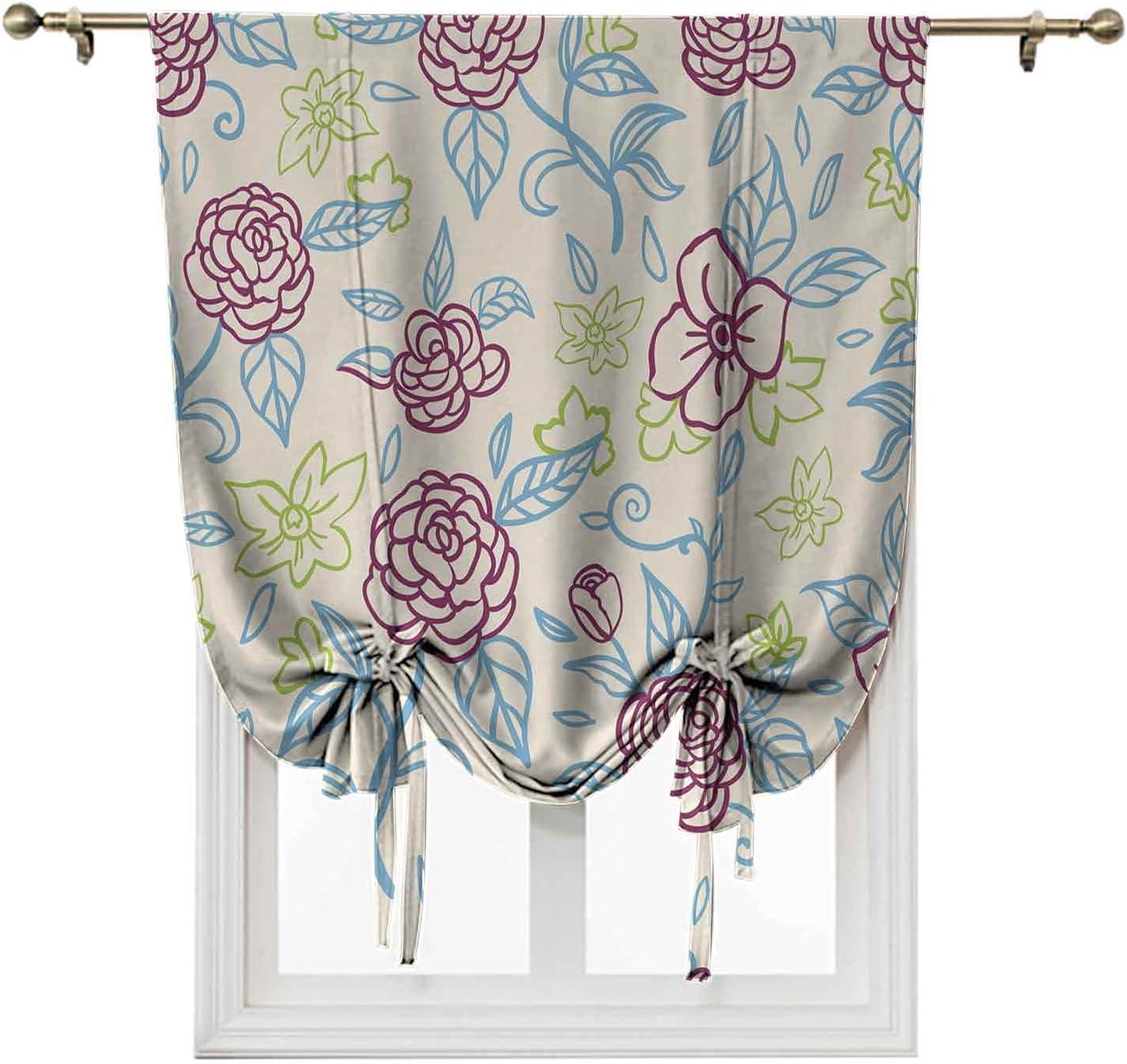 Front Door Curtain 48