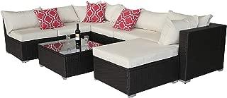 Best rattan sofa indoor Reviews